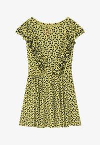 WAUW CAPOW by Bangbang Copenhagen - SAYDEE - Žerzejové šaty - yellow - 2