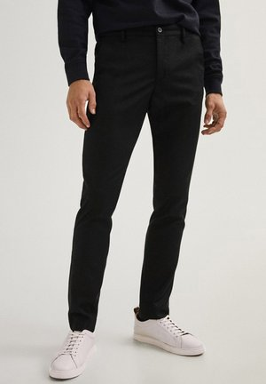 LIMITED EDITI - Trousers - dark blue