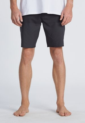 """TRIBONG AIRLITE 19"""" - PERFORMANCE - Swimming shorts - black heather"""