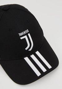 adidas Performance - JUVENTUS TURIN C40 CAP - Cappellino - black/white/active pink - 6