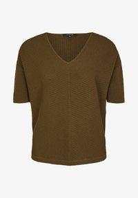 comma - Basic T-shirt - green - 3