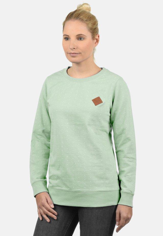 SWEATSHIRT POLLY - Sweatshirt - mint