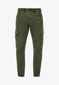 s.Oliver - Cargo trousers - khaki - 5