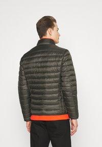 Schott - WILSON 2IN1 - Lehká bunda - khaki/orange - 2