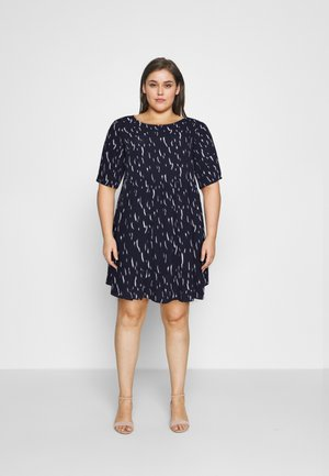 VAMONE DRESS - Day dress - night sky