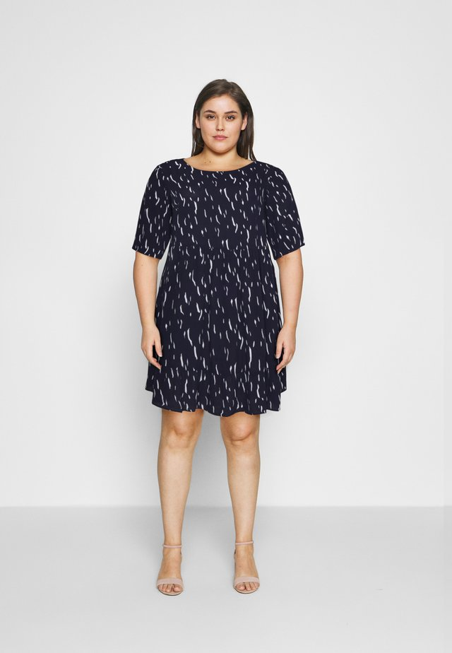 VAMONE DRESS - Korte jurk - night sky
