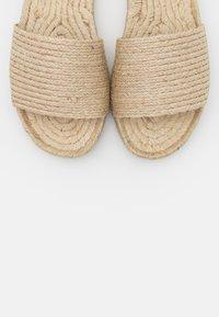 Zign - Slippers - beige - 5
