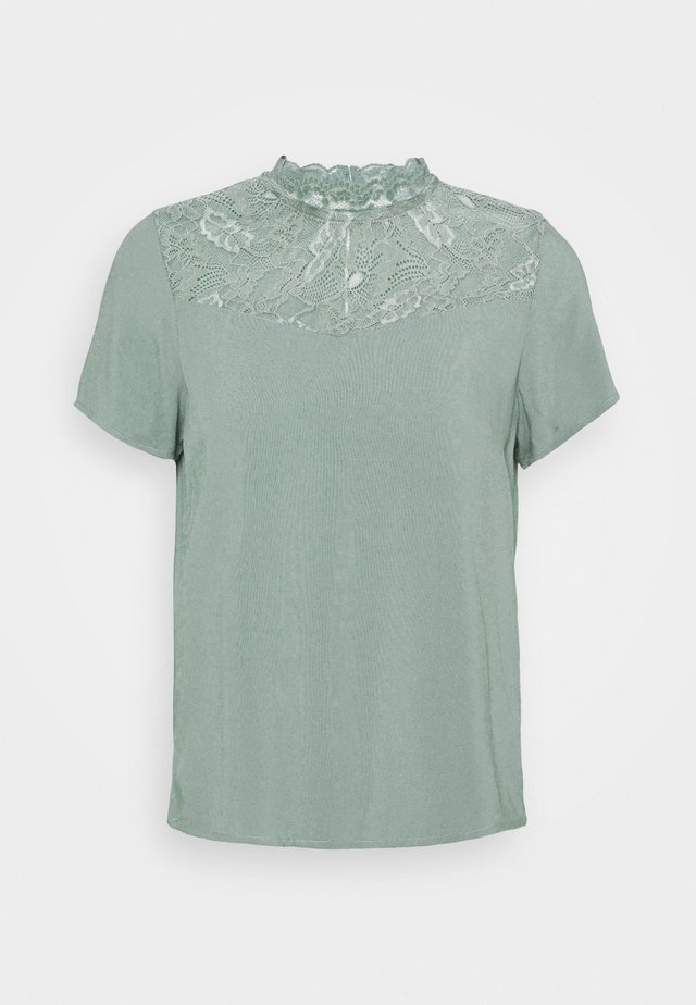 ONLFIRST TOP  - T-shirt basic - chinois green