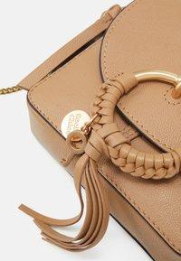 See by Chloé - JOAN Joan camera bag - Across body bag - coconut brown - 7