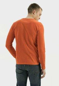 camel active - Long sleeved top - orange - 2