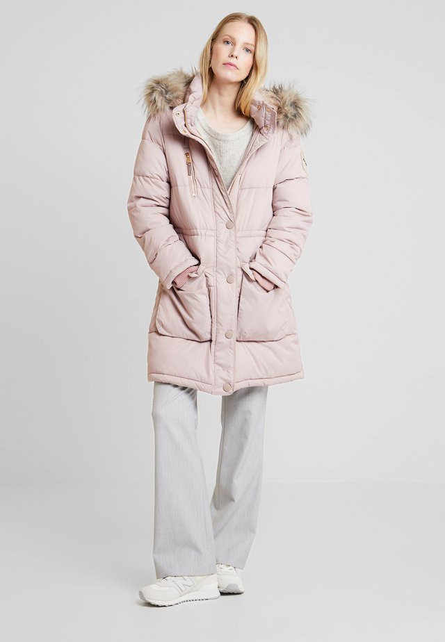 WILDNOR COAT - Winter coat - deep powder