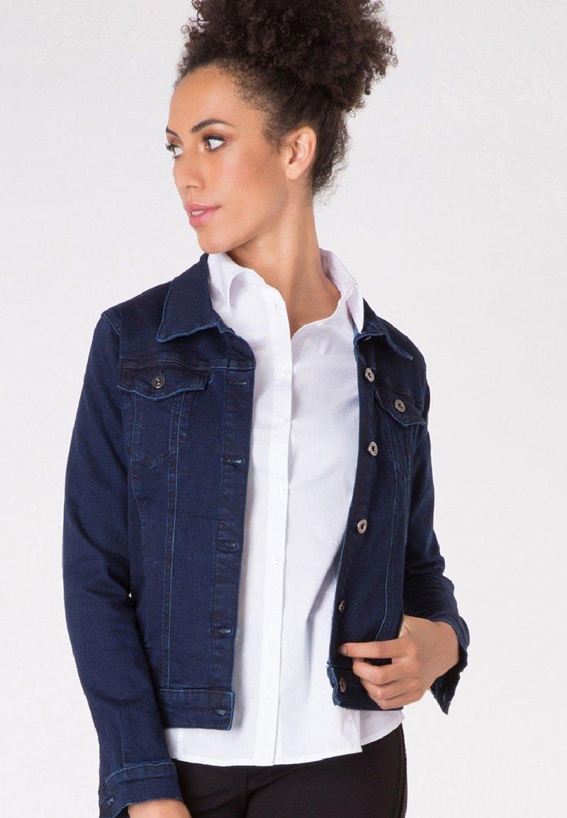 Yest - MADI - Denim jacket - maggie blue/blue