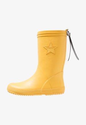 WELLIES - Regenlaarzen - yellow