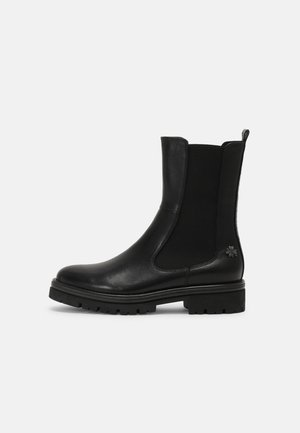 BY GUIDO MARIA KRETSCHMER - Platform ankle boots - black antic