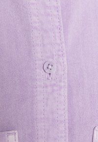 Monki - ALLISON - Button-down blouse - lilac purple light - 2