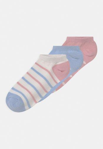 GIRL 3 PACK - Socks - multi-coloured