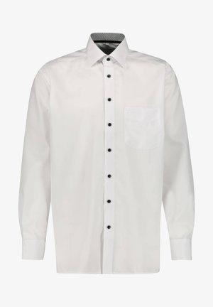 CUSTOM FIT - Shirt - anthrazit