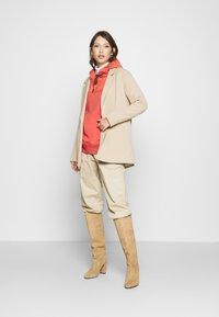adidas Originals - SPORTS INSPIRED LOOSE HOODED  - Hættetrøjer - coral - 1