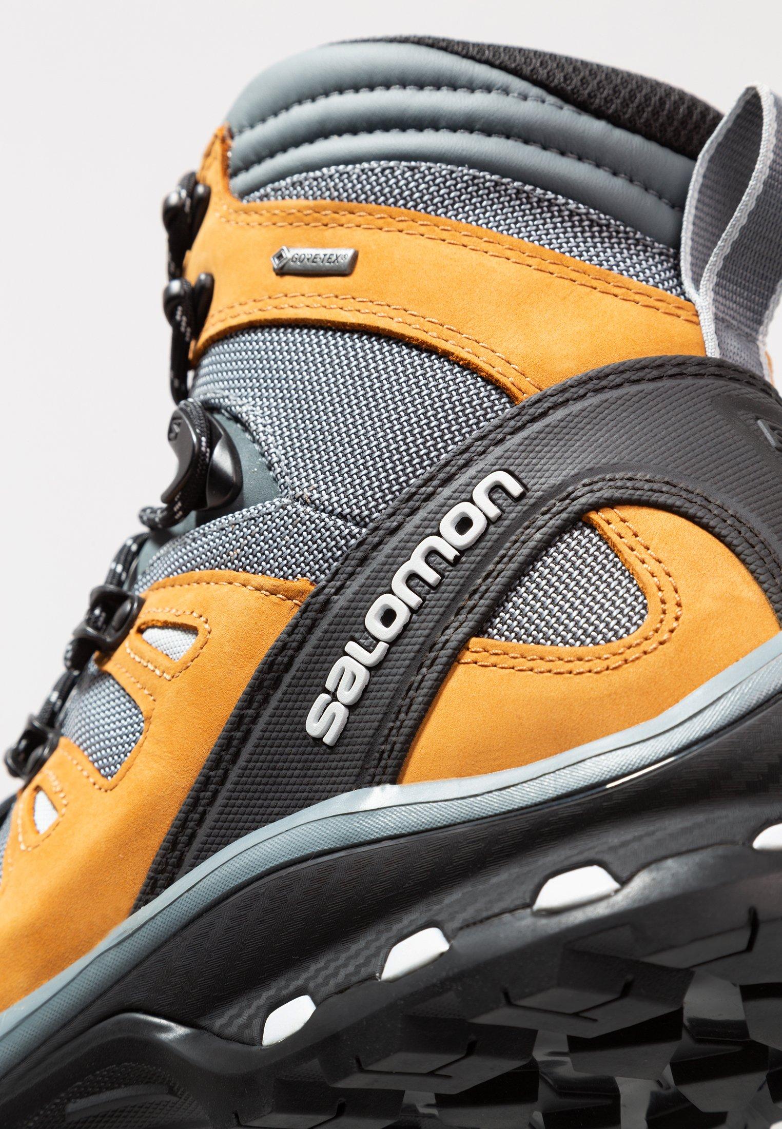 QUEST 4D 3 GTX - Zapatillas de senderismo - cathay spice/stormy  weather/pearl blue