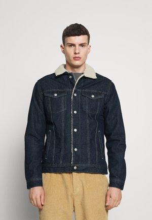 JJIJEAN JACKET - Denim jacket - blue denim
