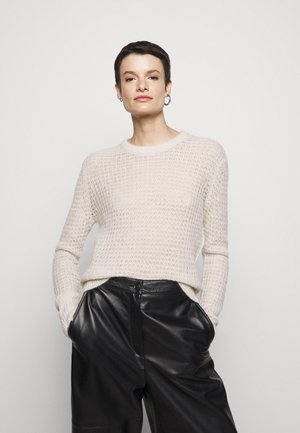 HELEN SWEATER - Jumper - ivory