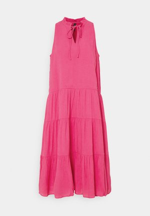 YASVELO MIDI DRESS - Day dress - fandango pink