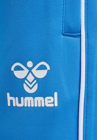 Hummel - TAPERED  - Tracksuit bottoms - blue aster - 3