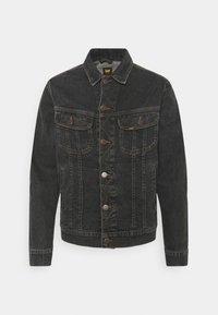 RIDER JACKET - Giacca di jeans - black rinse