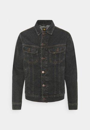RIDER JACKET - Denim jacket - black rinse
