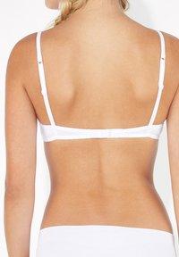 Tezenis - BH LISBON - Triangle bra - white - 1
