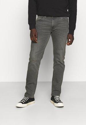 DAREN ZIP FLY - Jeans straight leg - grey