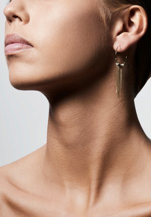 SINCERITY  - Earrings - gold-coloured