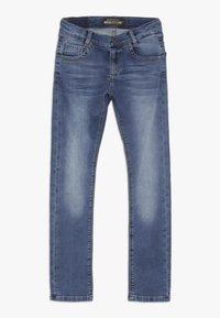 Blue Effect - Slim fit jeans - medium blue - 0