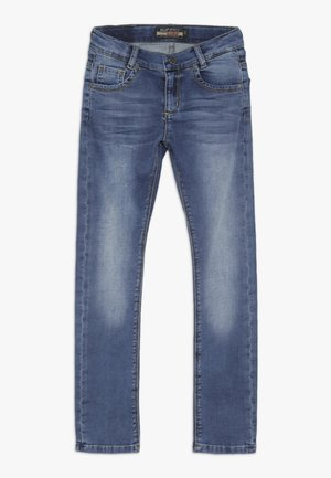Vaqueros slim fit - medium blue