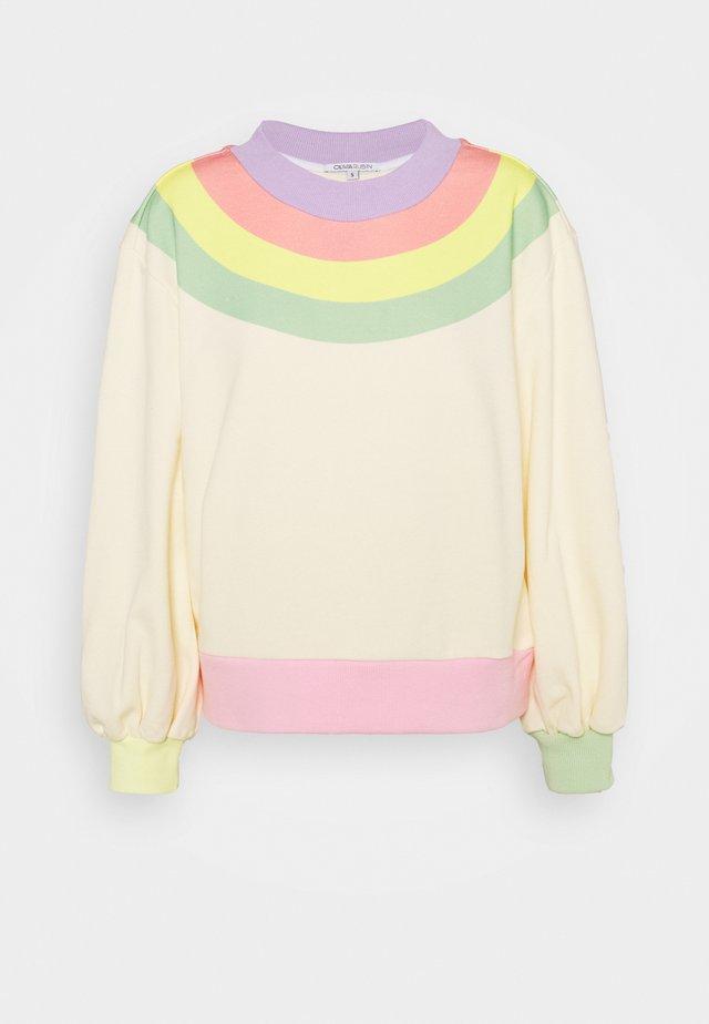 NETTIE - Sweatshirts - cream