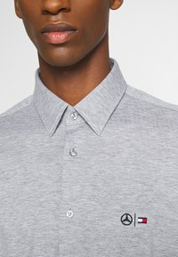 Tommy Hilfiger Tailored - TECH FLEX SLIM - Shirt - grey - 5