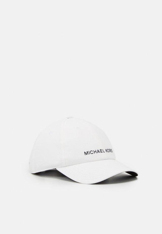 CLASSIC LOGO SNAP BACK UNISEX - Casquette - white