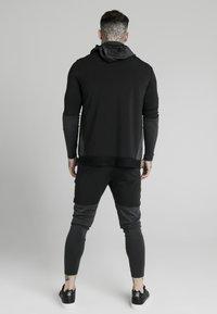 SIKSILK - Zip-up hoodie - black - 2
