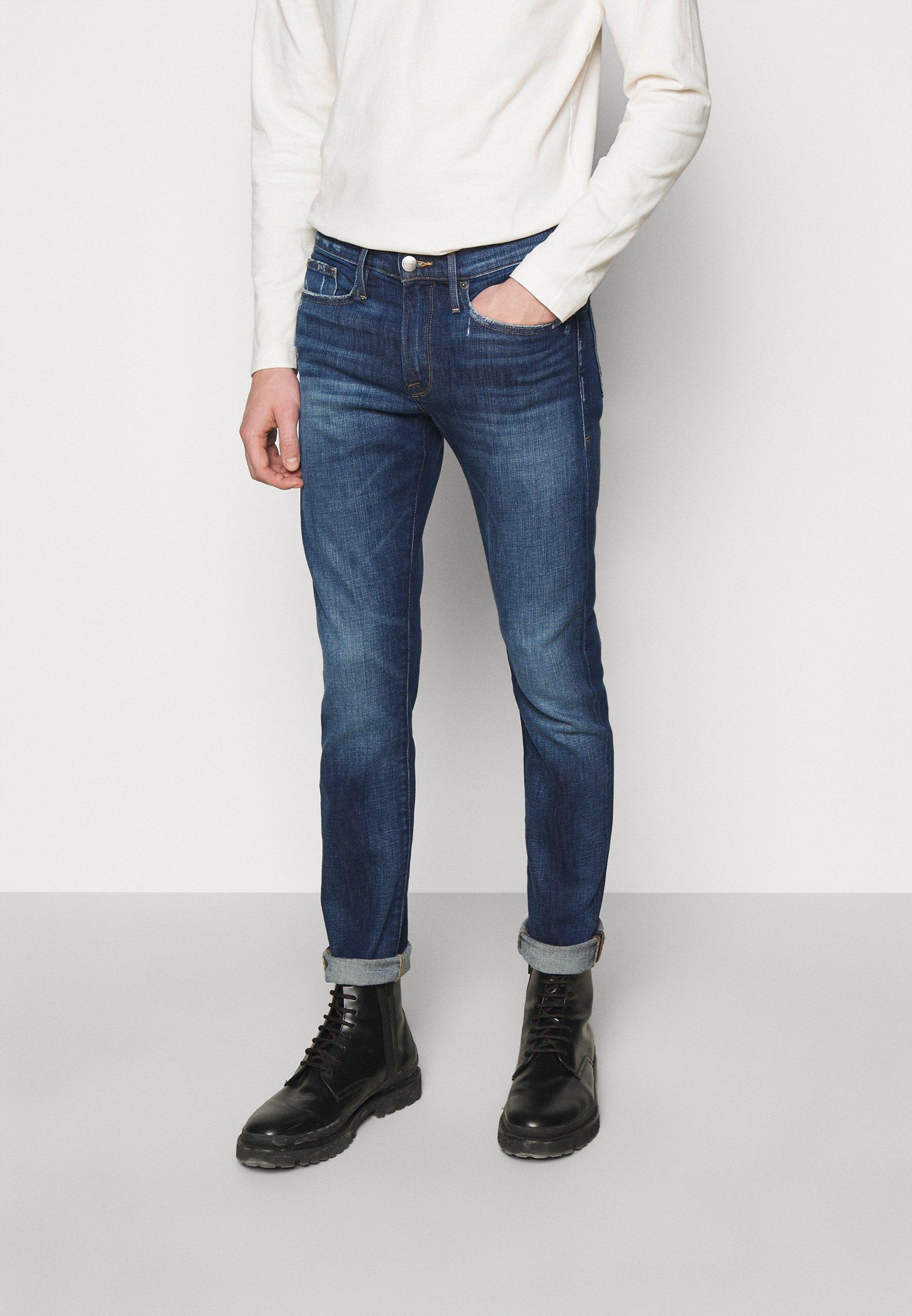 Men HOMME  - Slim fit jeans