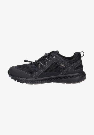Casual lace-ups - black/titanium