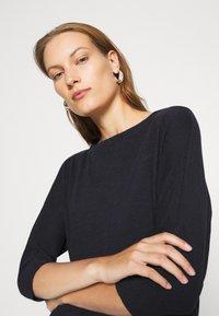 s.Oliver - Long sleeved top - dark blue - 3