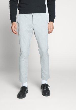 STEFFEN PANT - Trousers - snow melange