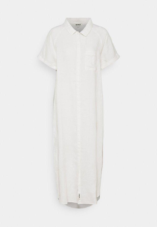 LYCHEE DRESS WOMAN - Košilové šaty - antartica