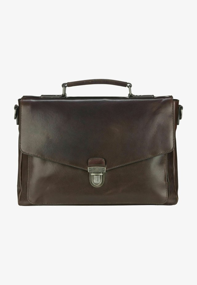 Laptop bag - braun