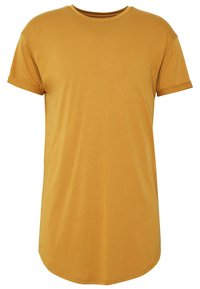 Topman - SCOTTY APPLE BRN/HORIZON BLUE - T-shirt - bas - multi - 6