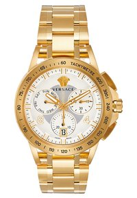 Versace Watches - SPORT TECH - Chronograph watch - all gold-coloured - 0
