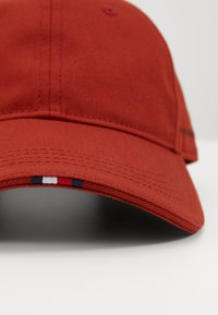 Tommy Hilfiger - TAILORED  - Cap - red - 2