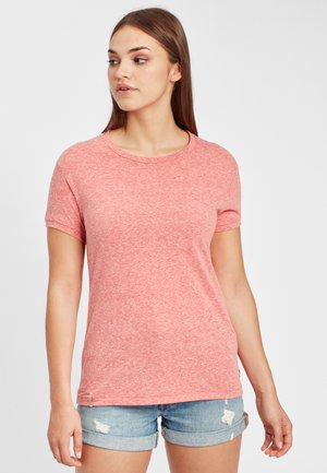 ESSENTIAL - Basic T-shirt - fiery red