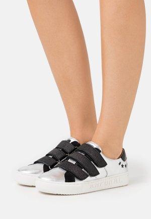 LUNA - Trainers - argento/noir