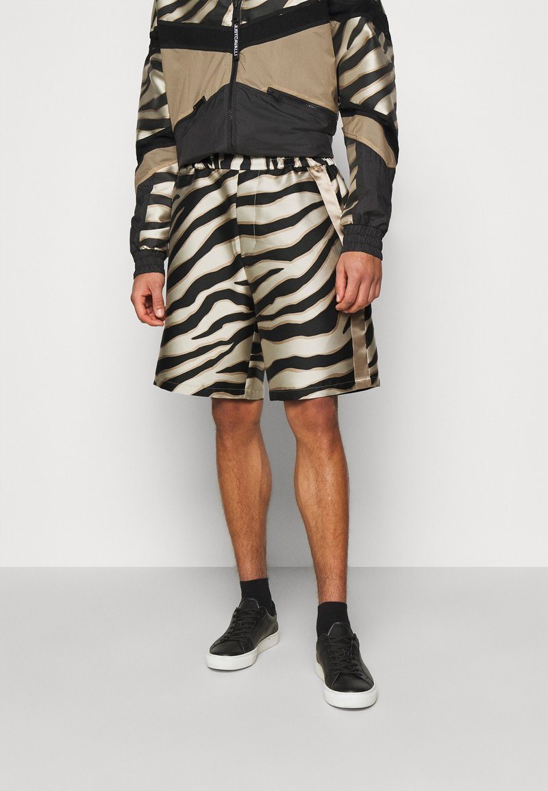 Just Cavalli - SHORT - Kraťasy - multicoloured